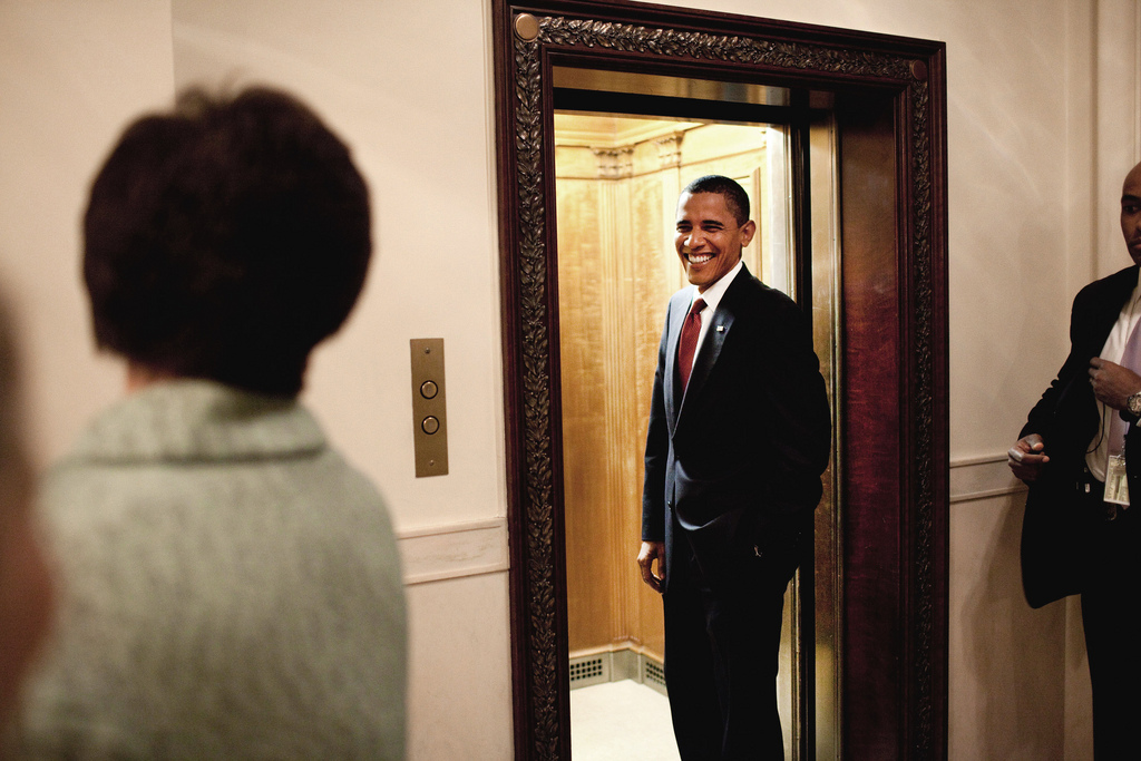 Presidential Elevator