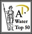 The Artemis Project Water Top 50