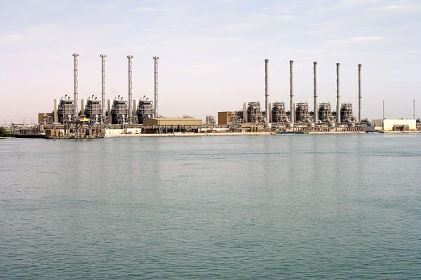 Azzizia Desalination Plant, Saudi Arabia